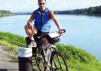 11 A Fahrrad A Passau-Wien