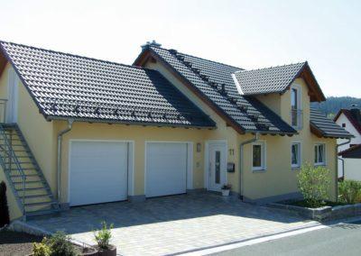48 Garageneinfahrt-Haus